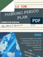 marking period plan  3