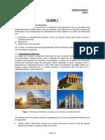 Estructuras i - Clase 1