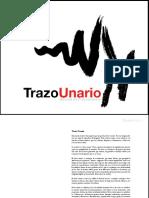 Trazo Unario No. 3 - 2010. Revita de Psicoanálisis. México.pdf