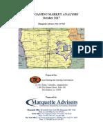 Iowa Gaming Market Analysis Marquette Advisors
