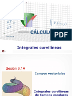 MA263 2017 0 S6.1A Integrales de Linea de Campos Escalares