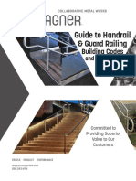 Guide to Handrail and Guard Rail Building Codes and Standards 1