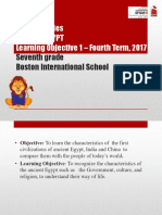 7th-Social St-Ind 1-4th Term Ancient Egypt