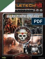 Battletech 35203 - Handbook Major Periphery States