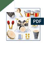 Instrumentos de Pecuciom
