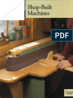Woodsmith CW - Shop-Built Machines