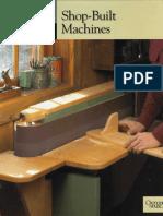 Woodsmith CW - Shop-Built Machines