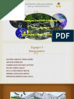 Biosfera desarrollo