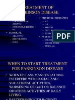 Treatment of Pd