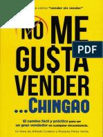 No Me Gusta Vender Chingao