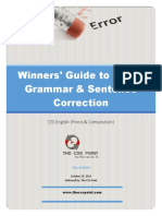 The LanguageLab Library - Winner's Guide to GMAT Grammar & Sentence Correction (1)