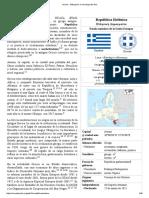 Grecia - Wikipedia, La Enciclopedia Libre