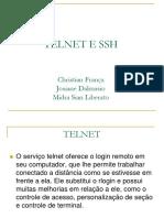 Telnet SSH Certo
