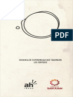 San Wine Brochure