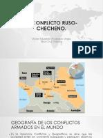 El Conflicto Ruso- Checheno