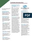 bgc teen program college readiness information sheet 2