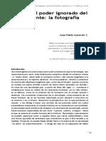Hegel y La Fotografía