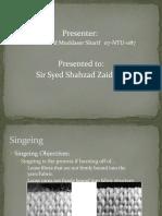 M.Muddaser Sharif