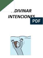 ADIVINAR INTENCIONES