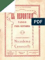 Casuscelli El Reportaje
