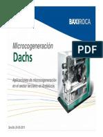 Aplicaciones de Microcogeneración en El Sector Terciario en Andalucia