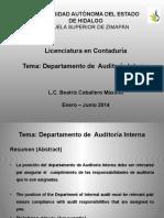 Departamento de auditoria interna.pptx