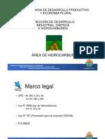 Presentacion Gobernacion de Cochabamba