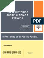 Breve Histórico Sobre Autismo e Avanços