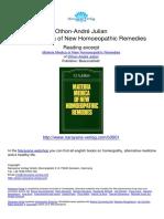 Materia Medica of New Homoeopathic Remedies Othon Andre Julian.03001 3Magnesium Fluoratum Magnesium Sulfuricum