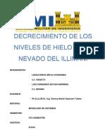 Decrecimiento Del Nevado Del Illimani(1)