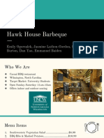 hawk house barbeque