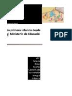 IINFANCIA Ministerio de Educacion