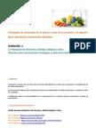 Seminario 2. La Publicidad de Alimentos y Bebidas Dirigida a Niños