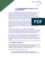 Capitulo 4 El Entrenamiento para el Alto Rendimiento Deportivo.pdf