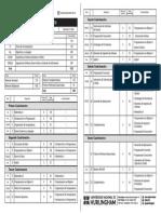Plan de Estudios- Tecnicatura Universitaria en Informática*