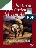 Corral, Jose Luis - Breve Historia de La Orden Del Temple
