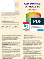 Diptico Colores