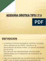 Aciduria Bio 2222