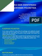 Isolasi Dan Identifikasi Senyawa Poliketida