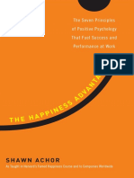 The Happiness Advantage by Shawn Achor - Excerpt