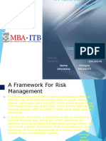 A Framework for Risk Management_EMBA55A