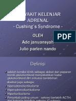 Cushing's Syndromme Yg Benar