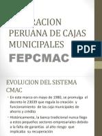 Federacion Peruana de Cajas Municipales