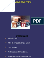 UNIX Linux Basics Final