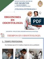 Ergonomia en Odontologia Eii