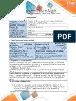 Guía de actividades y rúbrica de evaluación - Paso 2 - Comunicación Organizacional con Herramientas de (PNL) (1).pdf