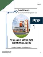 DEFINICION de Tecnologia en Materiales