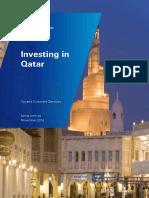 Investing in Qatar