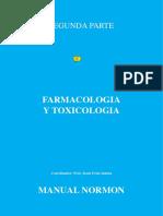 Capitulo 25 Manual Normon Bases Farmacocineticas Para Uso de Farmacos