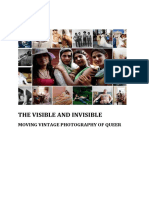 The Visible and Invisible